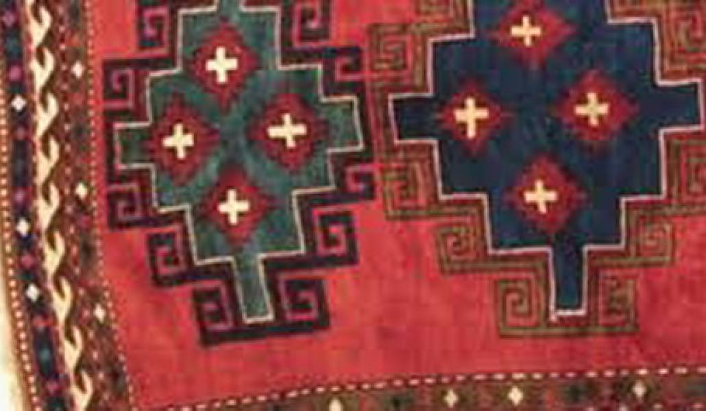 Հայկական գորգեր՝ նաեւ Բուշի ընտանիքում