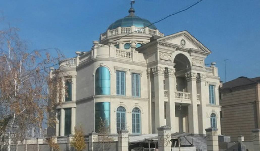 Mansion of Air Armenia Company owner pledged to bank