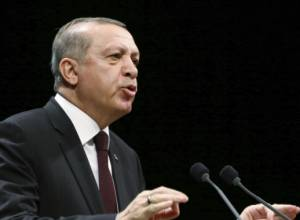 Recep Tayyip Erdogan: They will leave the five regions