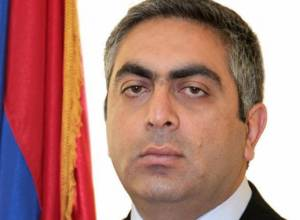 There is an Armenian citizen in Azerbaijan at the moment - Artsrun Hovhannisyan