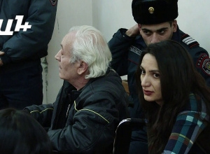 Georgian convict in heroin case released from Armenia prison (video)
