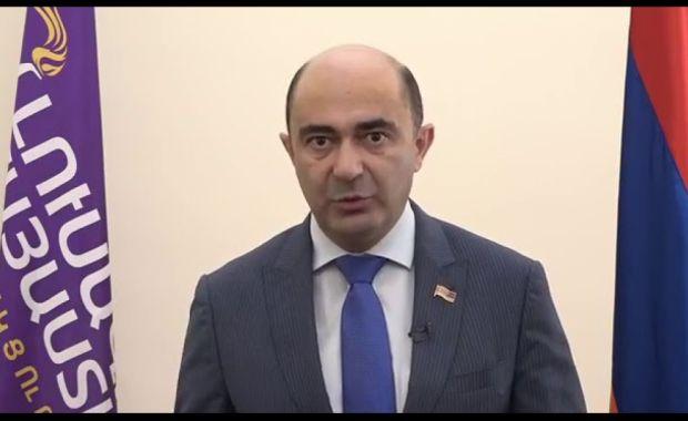 Эдмон Марукян: Мы стремимся к власти