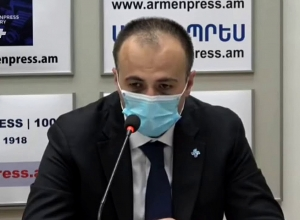 There is no guarantee that you will not be infected a second time - Arsen Torosyan