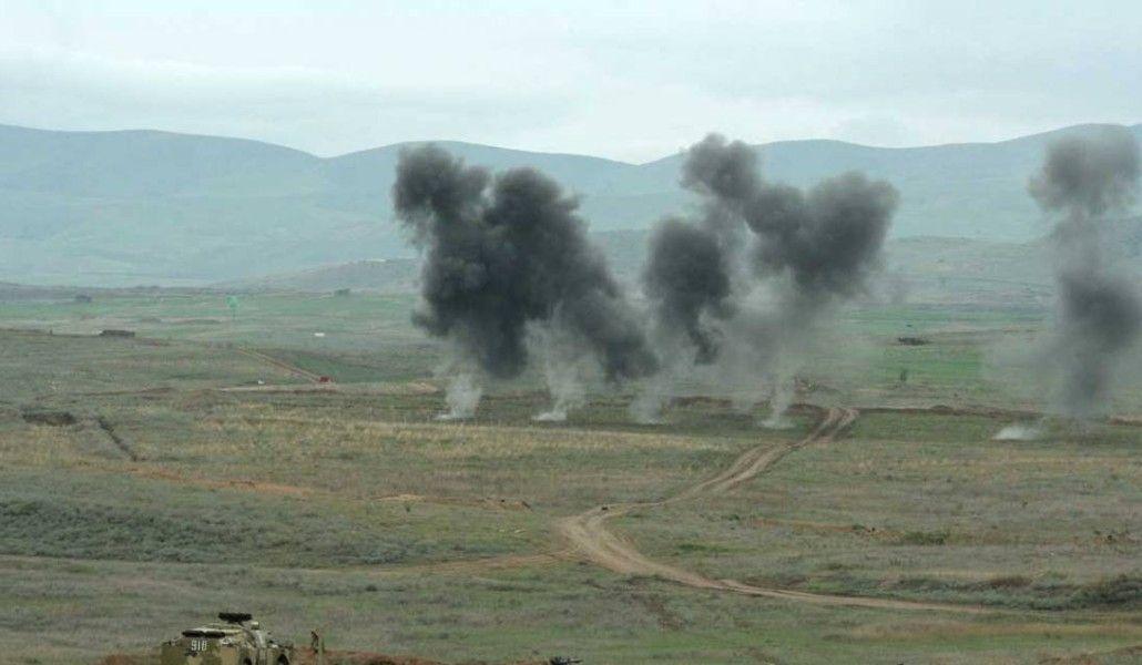 Սիրիայում Թուրքիայի հովանավորյալ զինյալները լայնածավալ հարձակում են սկսել ի պատասխան ՌԴ օդատիեզերական ուժերի հուժկու հարվածների