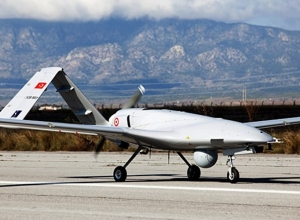 A while ago Defense Army's air defense forces destroyed enemy's another Bayraktar combat UAV