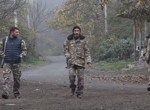 Khash for Soldiers. Yeghvard of Syunik region lives and is protected - video