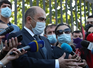 New campaign was initiated against me and the Bright Armenia - Edmon Marukyan