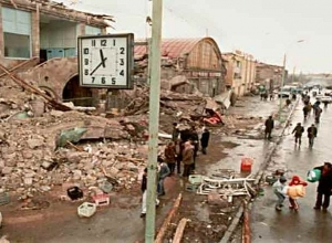 People still remember and experience catastrophe of '88