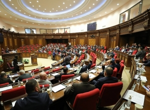 Parliament continues the work in the closed sitting